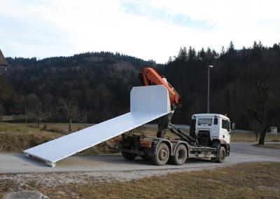 abrol nadgradnja tovornjaka go tehnika
