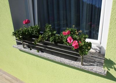 INOX zaščita za rože go tehnika