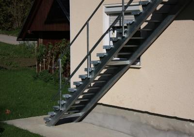 kovinsa konstrukcija stopnice go tehnika