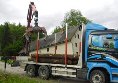 nadgradnja tovornjaka go tehnika