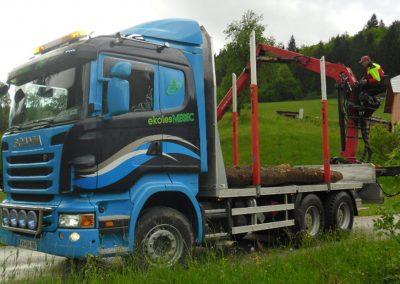 nadgradnja na tovornih vozilih go tehnika