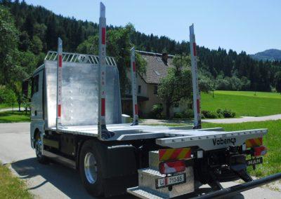 nadgradnja na tovornjaku go tehnika