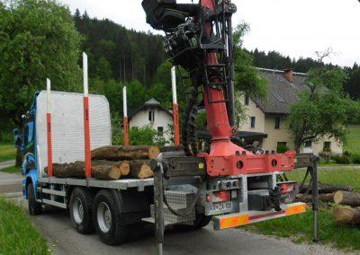 nadgradnja tovornega vozila go tehnika