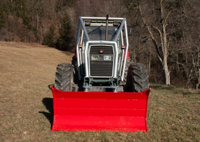 nadgradnja traktorja go tehnika